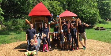 Sommerfest der Kinderfeuerwehr Offheim