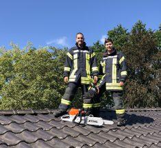 Feuerwehrverein beschafft Rettungssäge